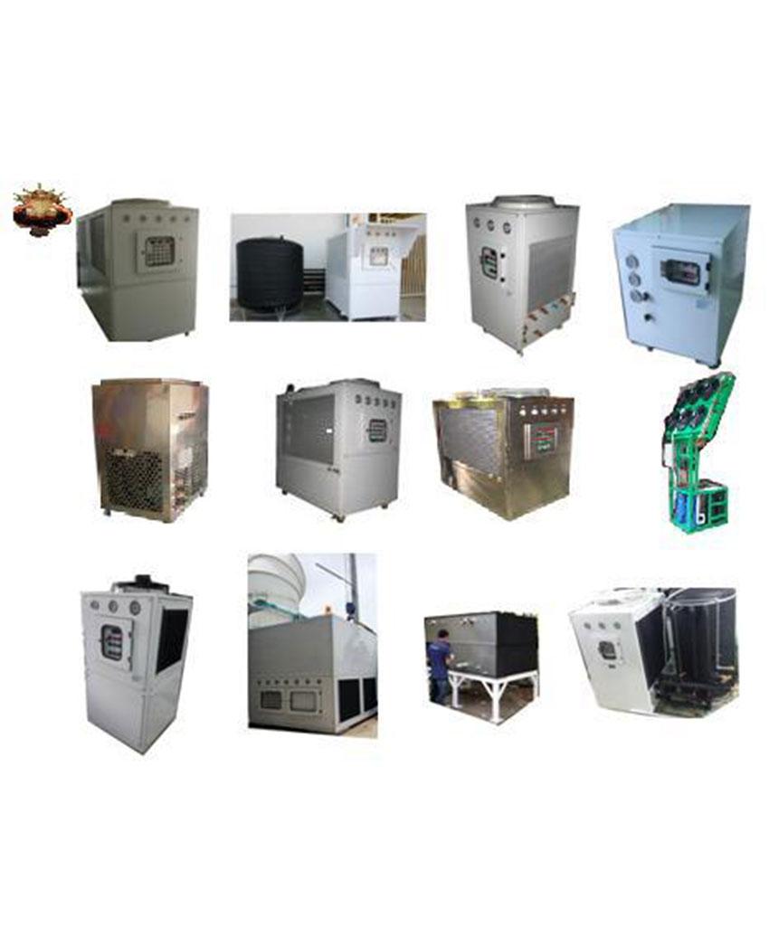 เครื่องทำน้ำเย็นสำเร็จรูป ชนิดระบายความร้อนด้วยอากาศ +668 1665 5388